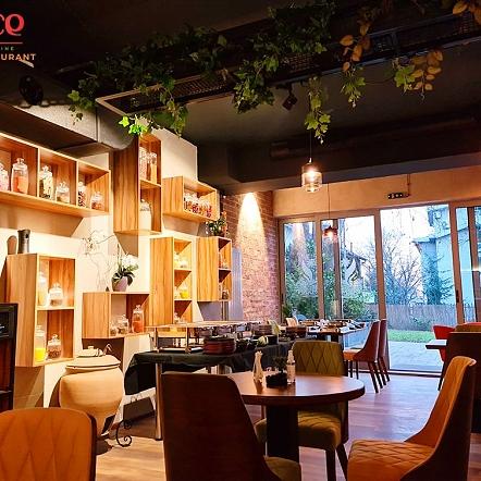 Restoran unutrau0161njost